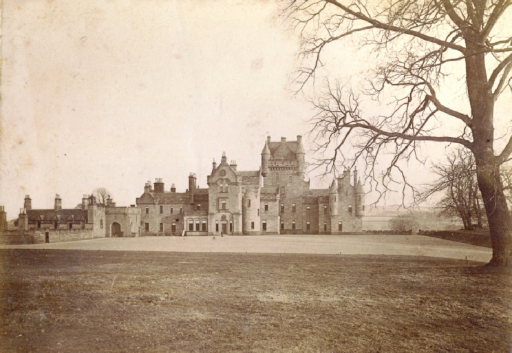 Ayton Castle - date unknown